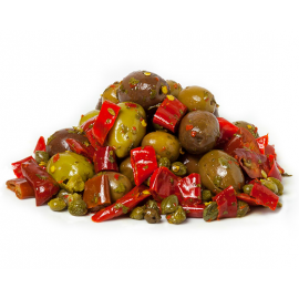 Olive condite 500 gr