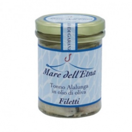 Filetti di tonno in olio di oliva 200 gr