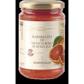 Marmellata di Arancia Rossa di Sicilia IGP 360 gr