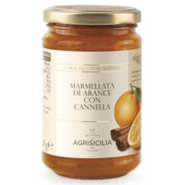 Marmellata di Arance con Cannella 360 gr