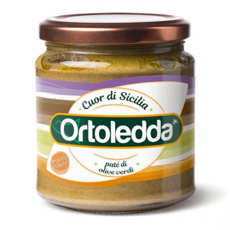 Patè di Olive Verdi 90 gr