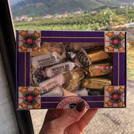 Torroncini di Sicilia 250 gr