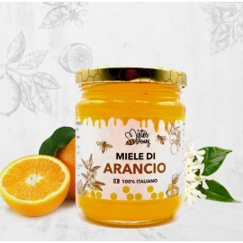 Miele di Arancio 250 gr